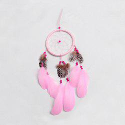 Créatrice de plume dreamcatcher fashion furniture décoration cadeau -