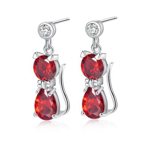 Affordable Lovely Beautiful Zircon Earrings ERZ0297