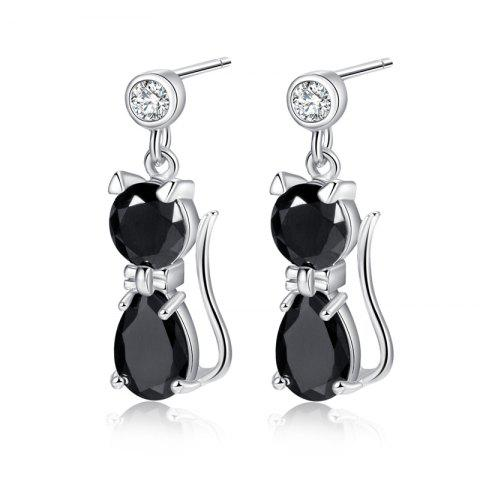 Latest Lovely Beautiful Zircon Earrings ERZ0297