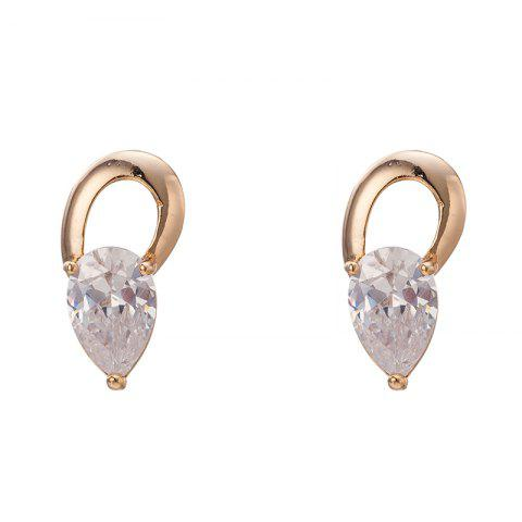 Outfits Earringss with Beautiful Individual Droplet ERZ0322