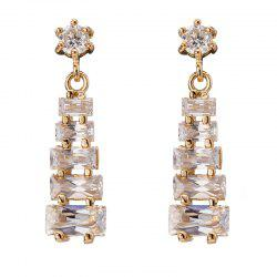 Fashionable Staircase Earrings ERZ0323 -