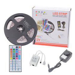 HML 5050 x300 RGB LED Lights Kit with 44key IR Remote Controller and AU-plug -