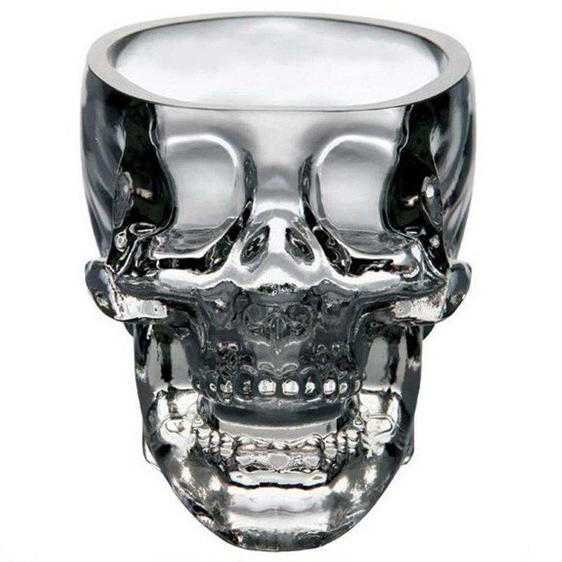 Shop Crystal Skull Whiskey Glass Cup Drinking Ware Bar