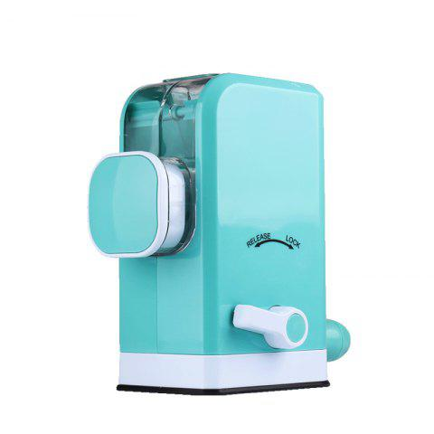 Home Manual Meat Grinder With Creative 6 Stainless Steel Blades