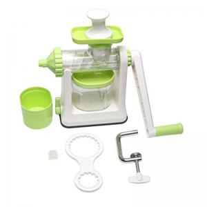 Hand Crank Single Auger Health Juicer Fruit And Vegetable Juice -
