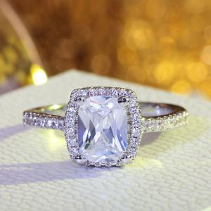 2018 Popular Women Rhinstone Rings -