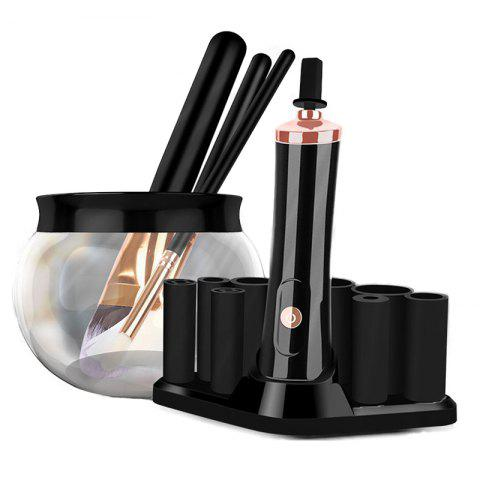 Trendy Automatic Makeup Brush Cleaner