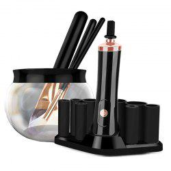 Automatic Makeup Brush Cleaner -
