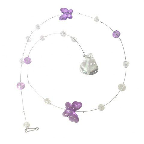 Outfits Butterfly Crystal Bead Curtain