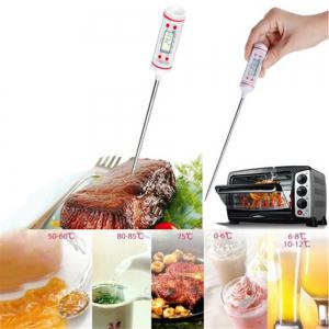Probe Type Electronic Digital Liquid Barbecue Baking Food Pen Thermometer -