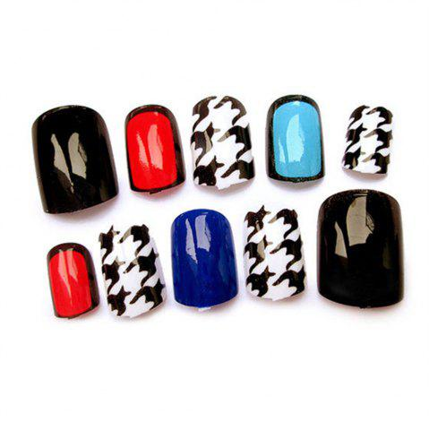 New 24PCS Classic Fashion Nails