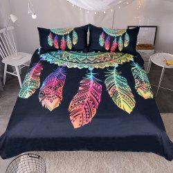 Dreamcatcher Bedding  Duvet Cover Set Digital Print 3pcs -