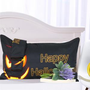 Happy Halloween Literie Housse de couette Set Digital Print 3pcs -