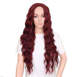 Fashion Long Loose Curly Synthetic Heat Resistant Wig For African American Women -
