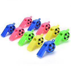 Games Cheer Props Fans Whistle Children Toys 10PCS -