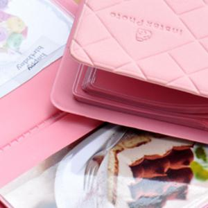 Macaron Diamond Series 36 Album de phase 3 pouces -