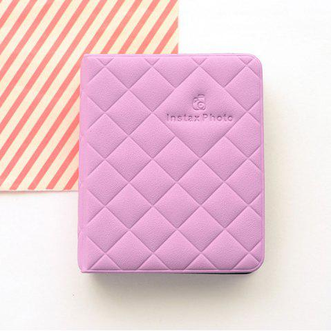 Macaron Diamond Series 36 Album de phase 3 pouces