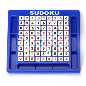Sudoku Board Game Develop Child Logical Thinking Training Early Educational Toys -