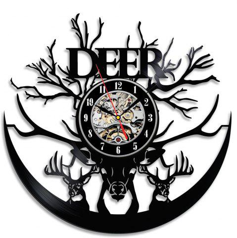 Cheap Vinyl Wall Clock Home Decoration Gifts