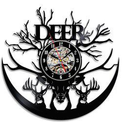 Vinyl Wall Clock Home Decoration Gifts -