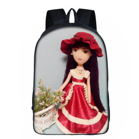 Store 16 Inch Cheap Quality Personal Women Backpack Girls School Bag