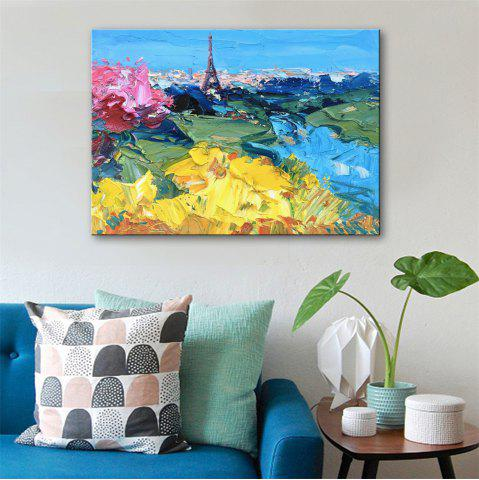 Buy Special Design Frameless Paintings City Print