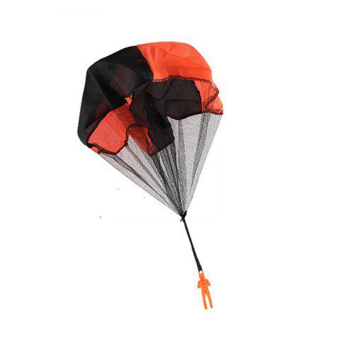 Unique Kids Hand Throwing Parachute Toy Outdoor Fun and Sports Play Game