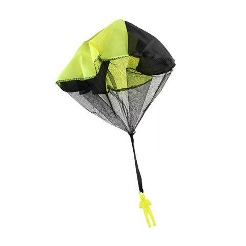 Sale Kids Hand Throwing Parachute Toy Outdoor Fun and Sports Play Game