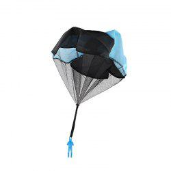 Kids Hand Throwing Parachute Toy Outdoor Fun and Sports Play Game -