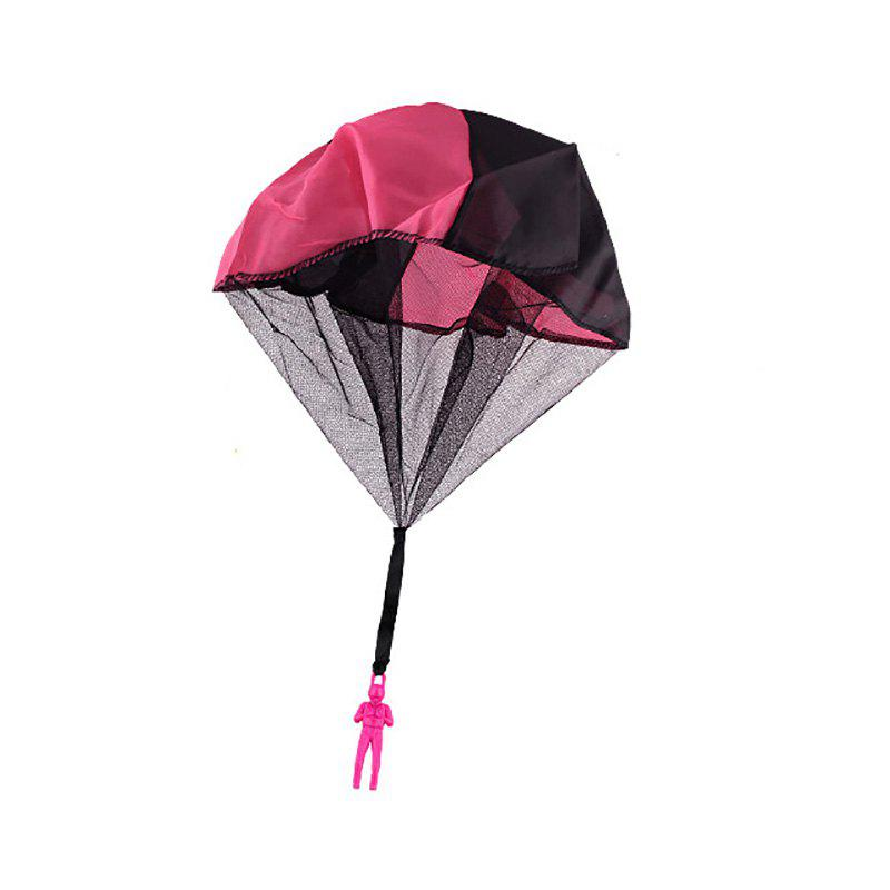 Cheap Kids Hand Throwing Parachute Toy Outdoor Fun and Sports Play Game