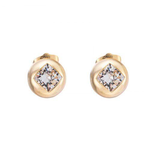 Best Fashion Fine Zircon Earrings ERZ0391