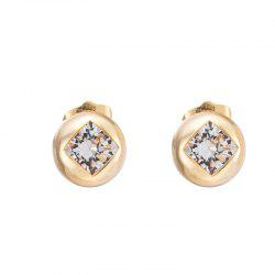 Fashion Fine Zircon Earrings ERZ0391 -