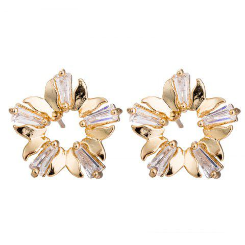 Boucles d'oreilles Zircon Fashion ERZ0396
