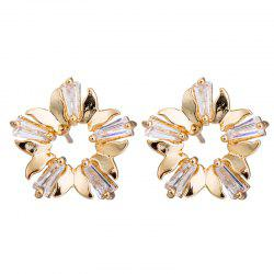 Boucles d'oreilles Zircon Fashion ERZ0396 -