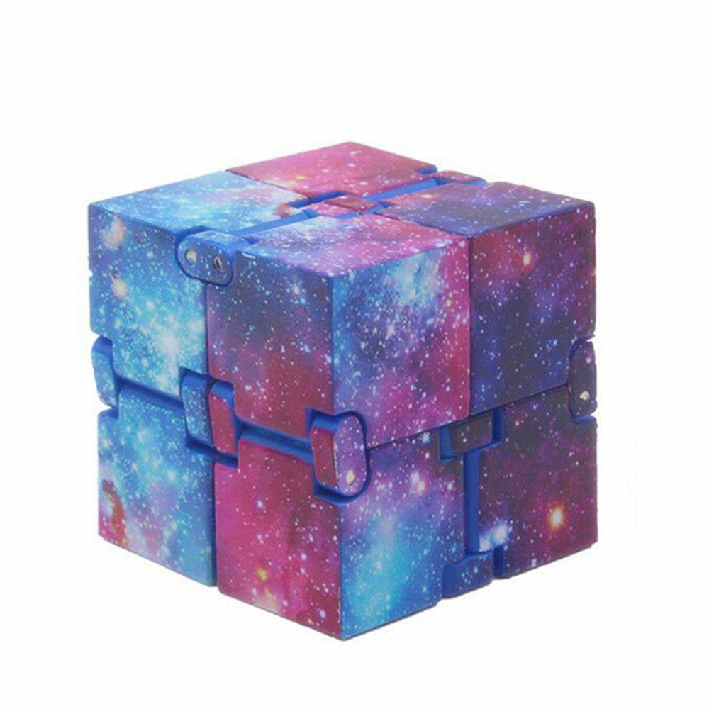 Outfits Creative  Starry Sky Infinity Cube Adults Stress Relief Kids Toys Gift