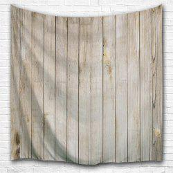 Wood Door 3D Printing Home Wall Hanging Tapestry for Decoration -