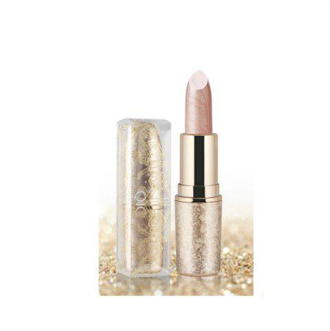 Outfit 6 Colours Shimmer Lipstick Long Lasting Waterproof Shinning