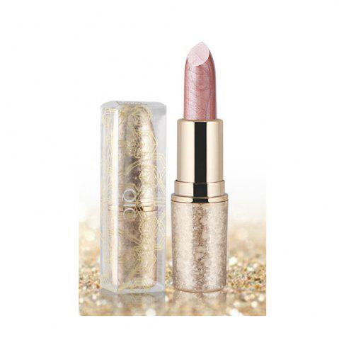 Fancy 6 Colours Shimmer Lipstick Long Lasting Waterproof Shinning