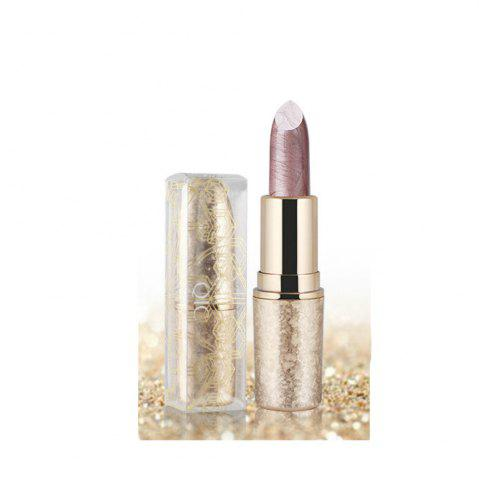 Store 6 Colours Shimmer Lipstick Long Lasting Waterproof Shinning