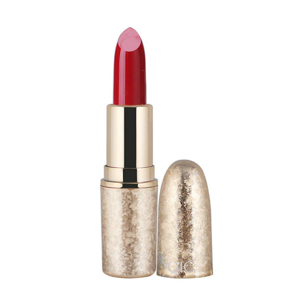 Unique 6 Colours Shimmer Lipstick Long Lasting Waterproof Shinning