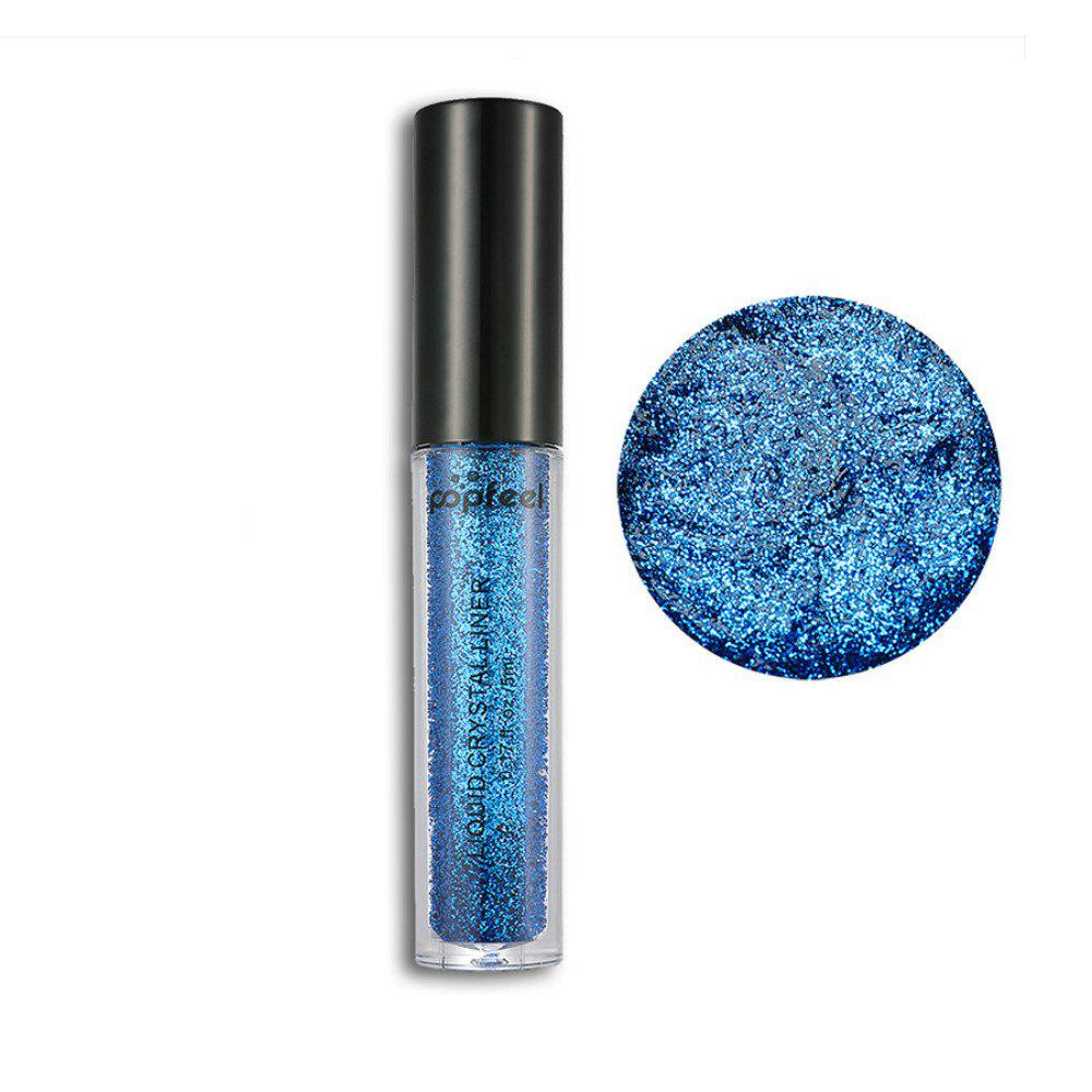 Sale Popfeel Diamond Pearl Eyeshadow Powder Brightening  Long-Lasting