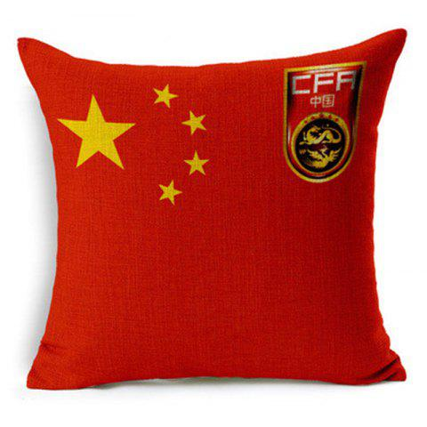 Sale Home Decor Cushion Cover Soccer Pillow Cover