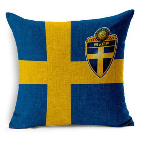 Affordable Home Decor Cushion Cover Soccer Pillow Cover