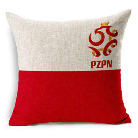 Outfit Home Decor Cushion Cover Soccer Pillow Cover