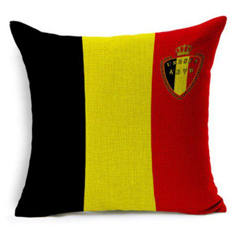 Online Home Decor Cushion Cover Soccer Pillow Cover
