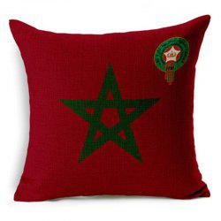 Home Decor Cushion Cover Soccer Pillow Cover -