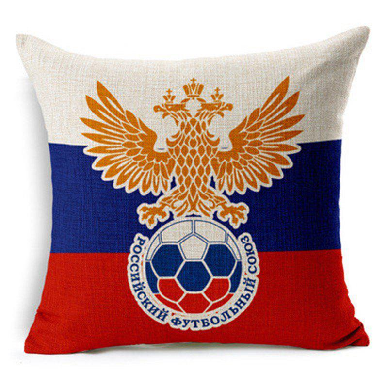 Fancy Home Decor Cushion Cover Soccer Pillow Cover