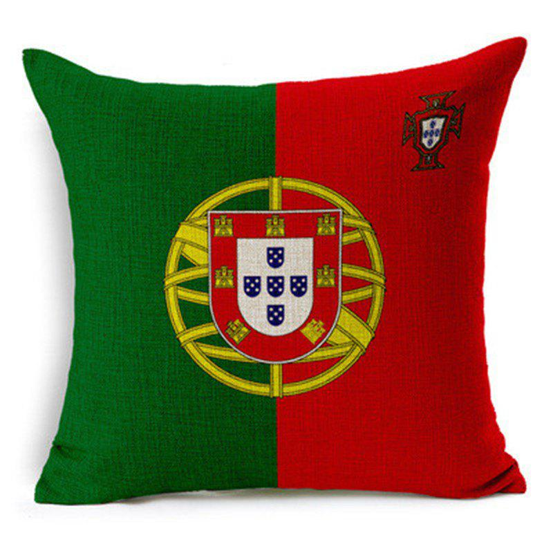 Chic Home Decor Cushion Cover Soccer Pillow Cover