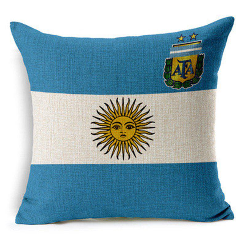 Fashion Home Decor Cushion Cover Soccer Pillow Cover