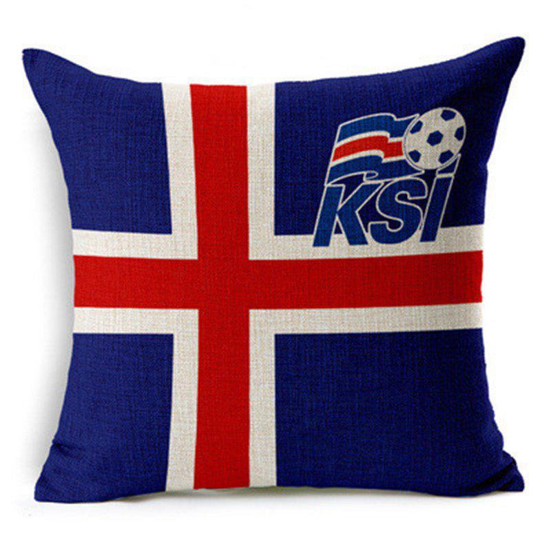 Shops Home Decor Cushion Cover Soccer Pillow Cover